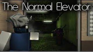Un ascenseur normal #Roblox Ep1