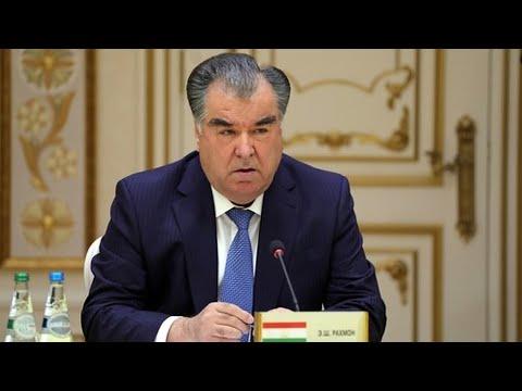 Обращение Рахмона. День независимости Таджикистана