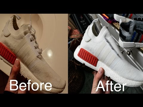 How to Clean Your Adidas NMD