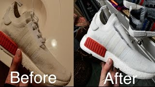 How to Clean Your Adidas NMD - YouTube