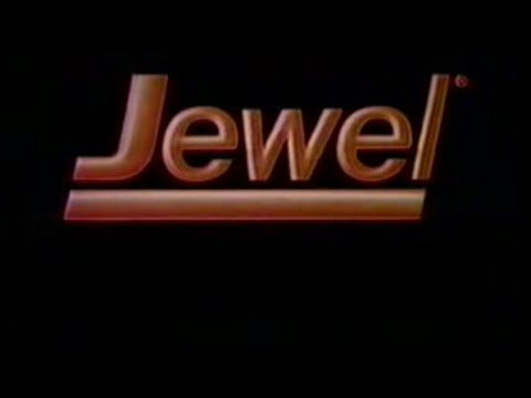 1985 Jewel Grocery Store TV Commercial
