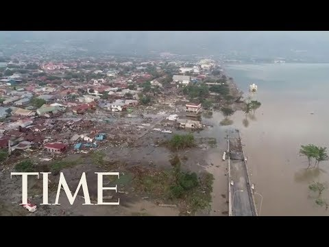 Indonesia Tsunami Toll Tops 800 Amid A Desperate Search For Survivors | TIME