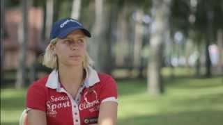 Player Profile: FIVB Hero Laura Ludwig at the FIVB Beach Volleyball World Championships 2013