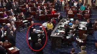Watch the moment John McCain killed the GOP healthcare plan
