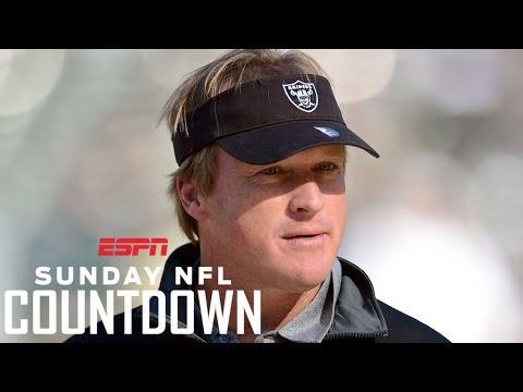 Charles Woodson says Jon Gruden can transform Derek Carr into Hall of Fame QB | NFL Countdown | ESPN