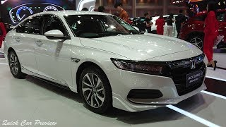Quick Preview : 2019 Honda Accord Modulo 1.5L Turbo G10