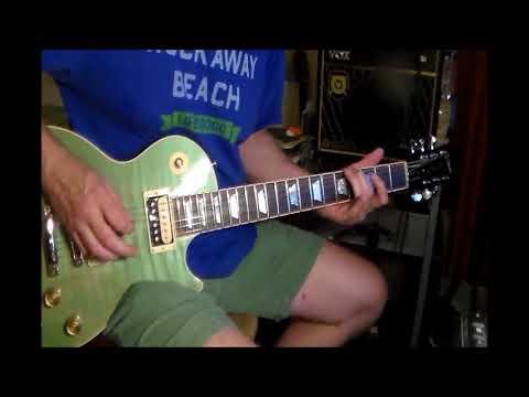 Aerosmith No More No More Guitar Lesson Youtube