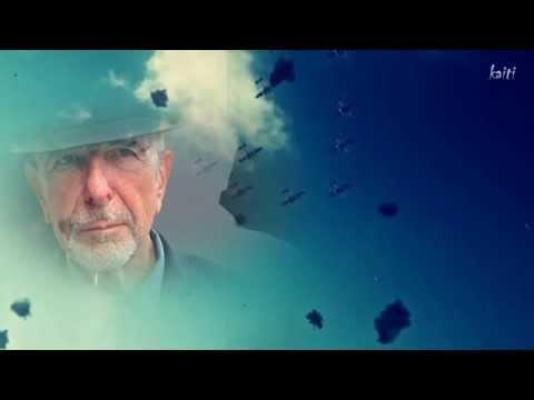 Almost Like the Blues...Leonard Cohen (Lyric)..