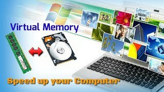 RAM Memory Low then Increase PC Virtual Memory for Faster PC performance.