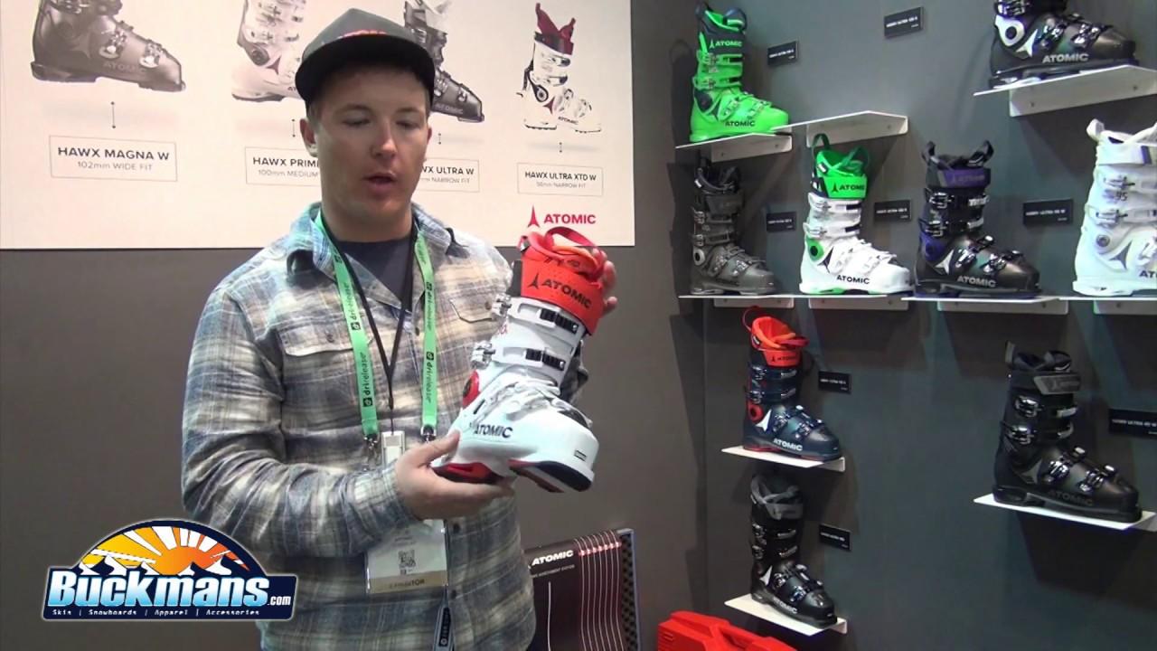 online store a8137 b70ad 2019 Atomic Hawx Ultra 130 S Ski Boots Overview - Buckmans.com