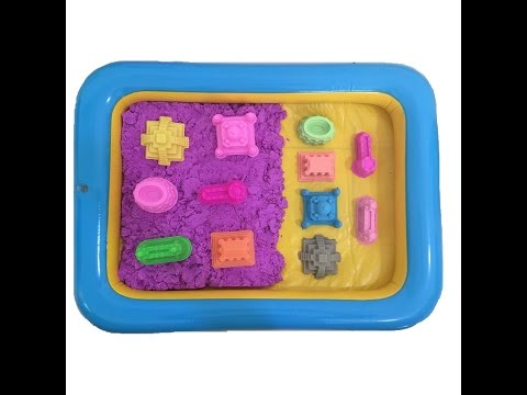 High Quality Kinetic Play Sand for Kids