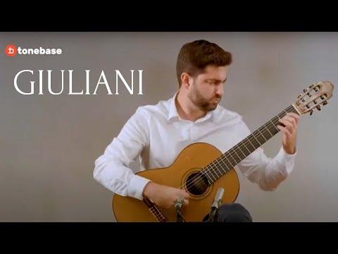 Italian Opera On Guitar: Giuliani's Grande Ouverture By Rafael Aguirre