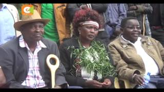 Kanu leaders laud CORD for fight against graft