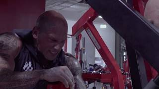 Martyn Ford and Ben Pakulski Train Back