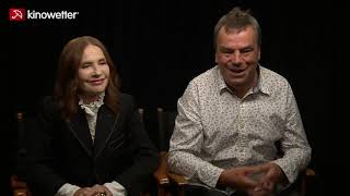 Interview Isabelle Huppert & Neil Jordan GRETA