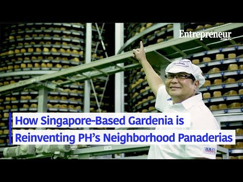 How Singapore-Based Gardenia is Reinventing PH's Neighborhood Panaderias