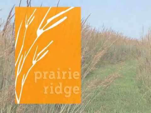 Welcome to Prairie Ridge Ecostation
