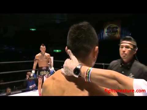 Judo (Black Belt) Vs Muay Thai