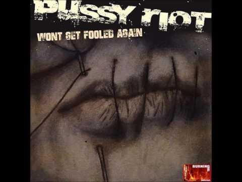 pussy riot - blitzkrieg bop