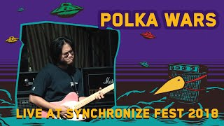 Polka Wars Live at SynchronizeFest 2018