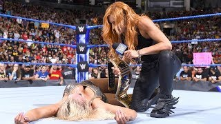NoDQ Video 1092: Charlotte/Becky fan backlash, big Ronda Rousey rumor, more