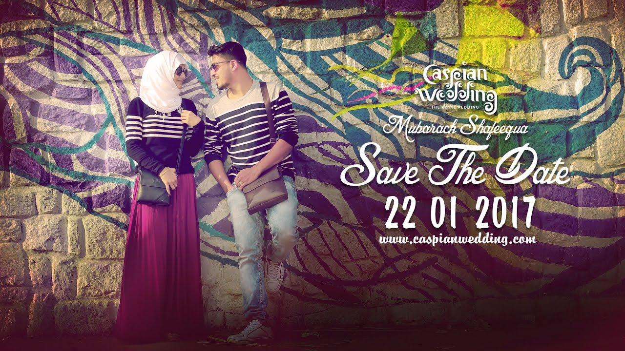 2017 wedding dates - Kerala Latest Wedding 2017 Save The Date Mubarack Shafeequa Youtube