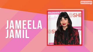 Highlights from Jameela Jamil's talk at #BlogHer Health 2019