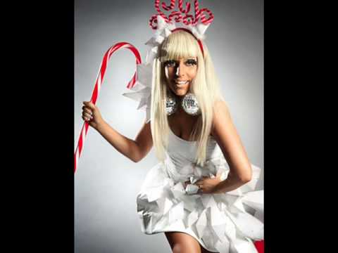 Lady Gaga - Christmas Tree FULL VERSION [feat. Space Cowboy] Super HQ