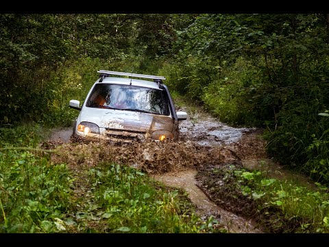 Зачем нужна Chevrolet Niva, или потаенные уголки Владимирской и Ивановской областей