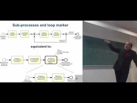 Business Process Management - Lecture 3: Advanced Business Process Modeling Using BPMN