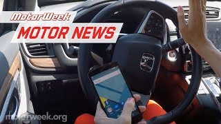 Motor News: Distracted Driving and 2019 J.D. Power Reliability Rankings