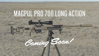 Magpul - Pro 700 Long Action