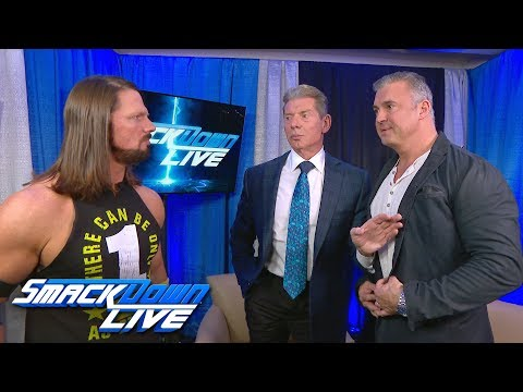 AJ Styles doesn\'t regret attacking Mr. McMahon: SmackDown LIVE, Jan. 1, 2019