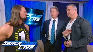AJ Styles doesn't regret attacking Mr. McMahon: SmackDown LIVE, Jan. 1, 2019