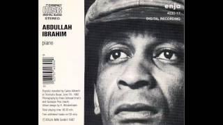 Tintinyana - Abdullah Ibrahim