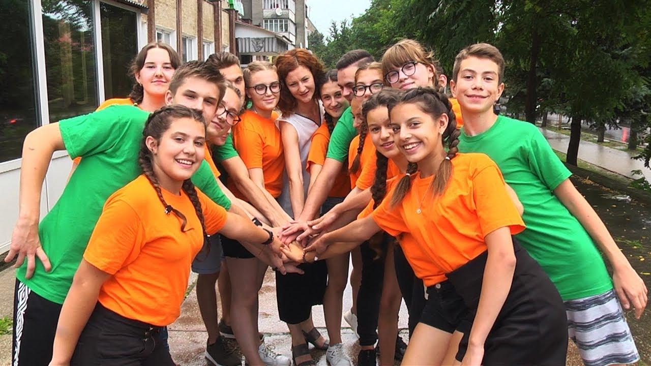 Коломийський танцювальний колектив «Дивограй» здобув перемогу у Румунії (відеосюжет)