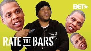Rate The Bars: The Lox Rated Jay Z And Other Icons