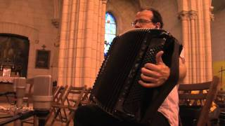 Richard Galliano plays Bach (Trailer)