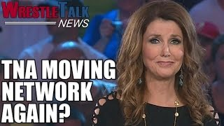 Another WWE Injury! TNA Moving Network Again? | WrestleTalk News