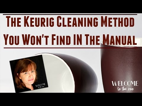 How To Clean Your Keurig 2.0 Brew Basket