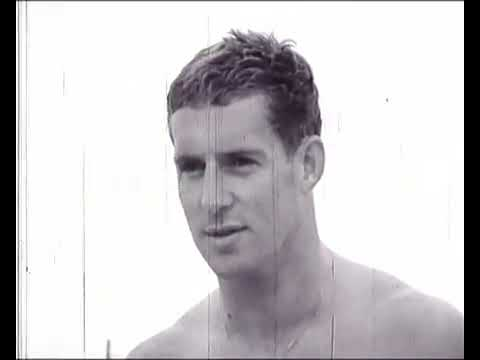 The international Swimmer: 1964 Olympic Swimming