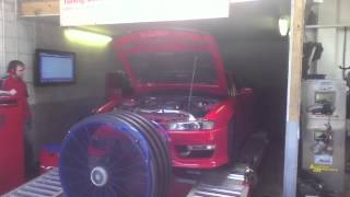 My s14a on the Dyno