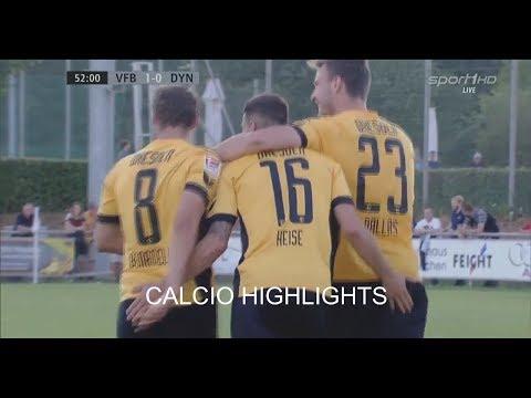 Stuttgart-Dynamo Dresden 1-2   HD HIGHLIGHTS   12/07/2017