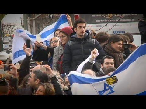 Los Judíos De Francia Ante El Dilema De Emigrar A Israel - Reporter