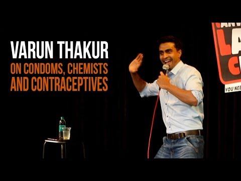 Condoms, Chemists And Contraceptives In India | Standup Comedy By Varun Thakurиз YouTube · Длительность: 7 мин36 с