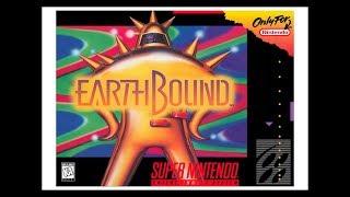EARTHBOUND   S-NES  Classic  _ Live:Stream
