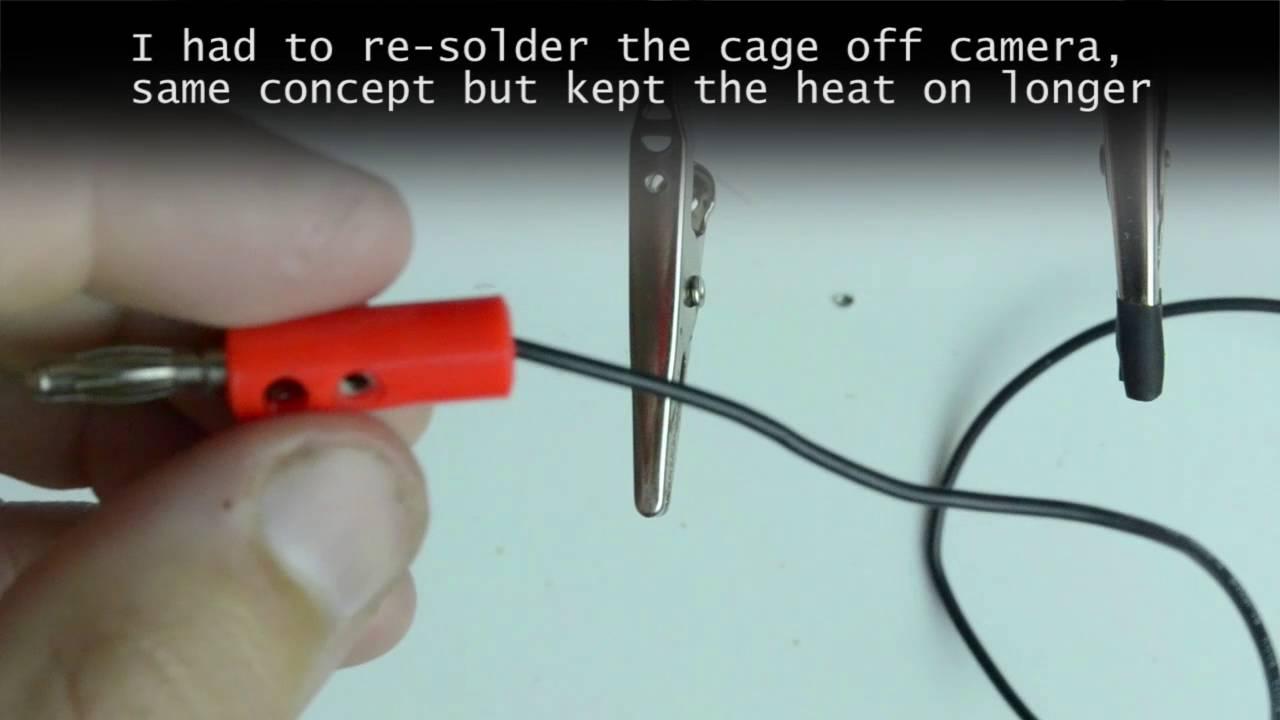 DIY: Make your own custom multi-meter leads - YouTube