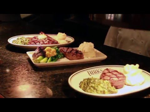 Enjoy Birk's Restaurant – A favorite Santa Clara destination and steak house