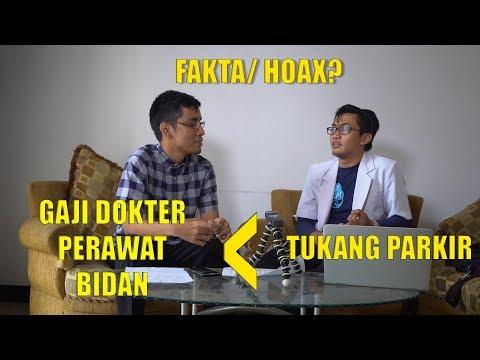 Berapa Gaji Dokter, Perawat, dan Bidan?