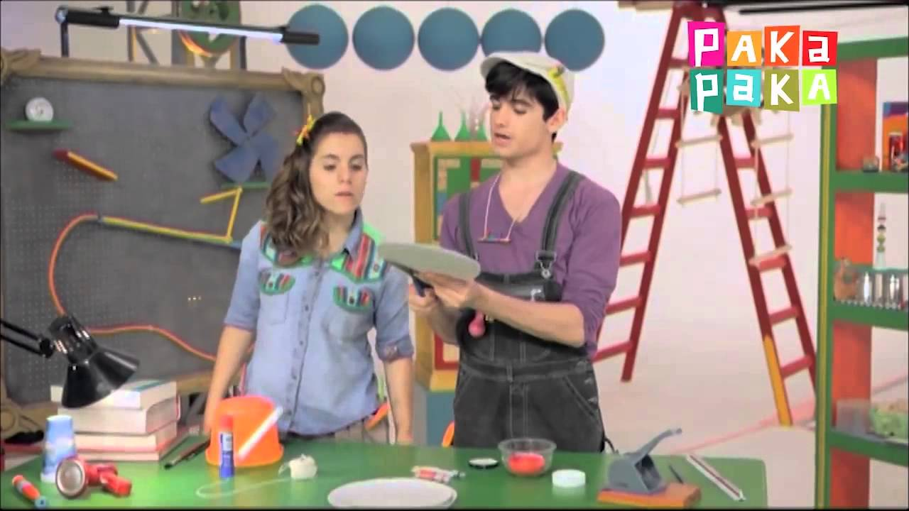 Desaf o rueda de colores cap 4 canal pakapaka youtube - Rueda de colores ...